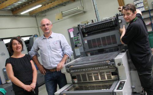 Imprim'Services équipe Dinamic