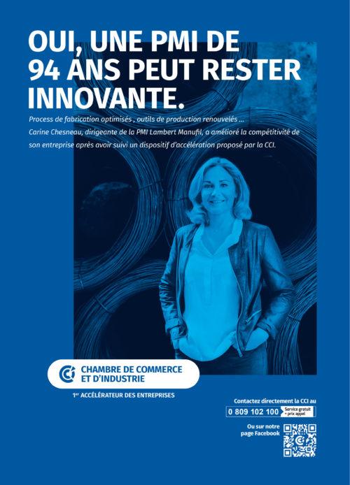 CCI Dinamic conseil management stratégie innovation entreprise