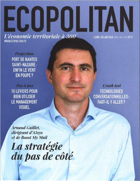 Ecopolitan mai 2019 Dinamic entreprises innovation