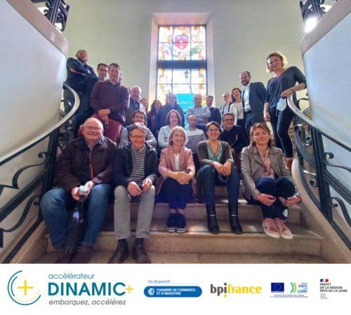 Promotion DINAMIC+ Accélérateur à Angers